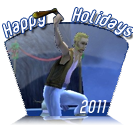 Happy Holidays'11 Award