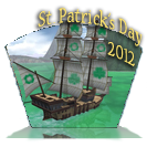 St. Patrick's Day 2012 Award