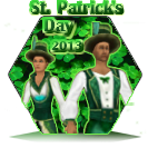 St. Patrick Day 2013 Award