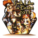 Talk Like A Pirate Day 2013 Award