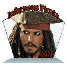 Which Famous Pirate Are You Award