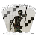 Crossword Puzzle Participant's Award