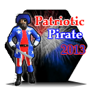 Patriotic Pirate's 2013 Award