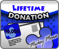 Lifetime Donation Award