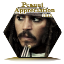 Peanut Appreciation Award