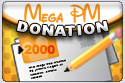 Mega PM Donation Award