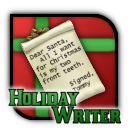Holiday Writer's Award