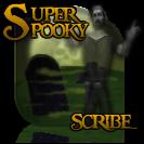 Super Spooky Scribe Award