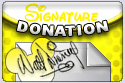 Signature Donation Award